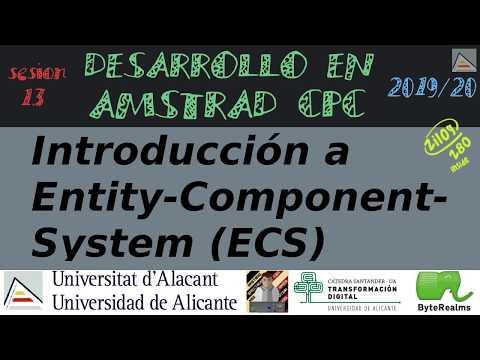 Introducción a la arquitectura Entity-Component-System (ECS)