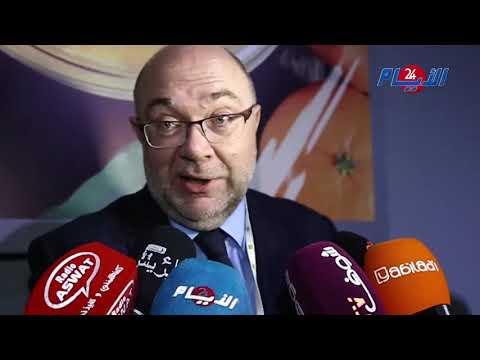 وزير الفلاحة الفرنسي يشرح سبل التعاون بين المغرب وفرنسا في المجال الفلاحي