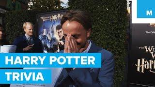 The Cast of Harry Potter Answer Harry Potter Trivia