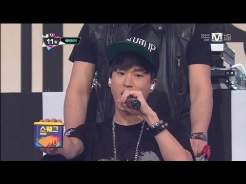 에픽하이_Don`t Hate Me (Don`t Hate Me by Epik High @Mcountdown 2012.11.01)