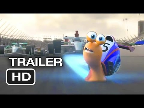 Turbo Official Trailer #3 (2013) - Ryan Reynolds, Bill Hader Movie HD