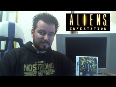 ALIENS INFESTATION (Nintendo DS) - El metroidvania de Alien para DS