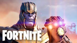 Fortnite X Avengers Endgame - Official Trailer