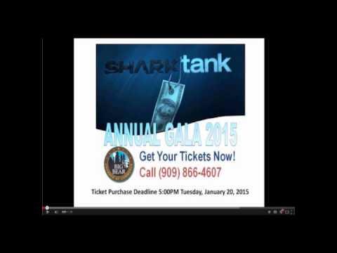 Big Bear Chamber Gala Call for Tickets (909) 866-4607