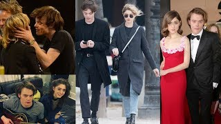 Stranger Things Stars Charlie Heaton and Natalia Dyer | Cutest Moments