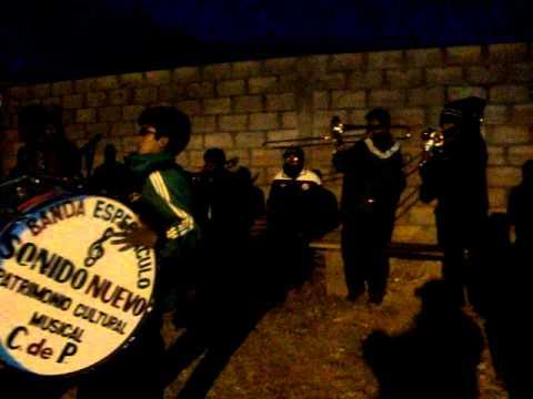 banda espectaculo sonido nuevo los originales colquijirca 2011