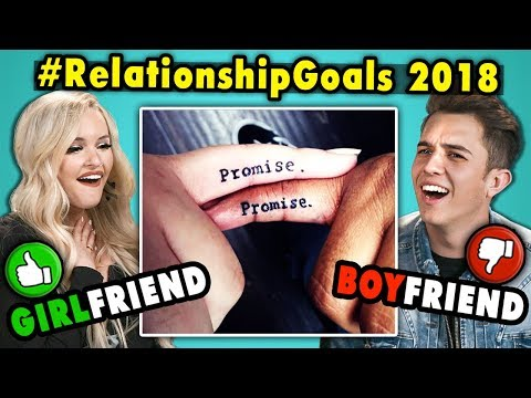10 Relationship Goals From 2018 Reviewed By Couples   The 10s (React)