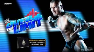 WWE- Over the Limit 2012 Theme Song -War of Change-