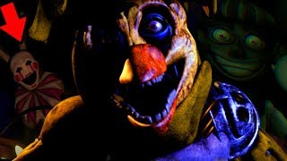 THE SCARIEST NEW TWISTED CARNIVAL ANIMATRONICS REVEALED... | FNAF The Twisted Carnival