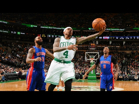 Isaiah Thomas 24 Point 4th Quarter! | 41 Points, 8 Assists | 01.30.17