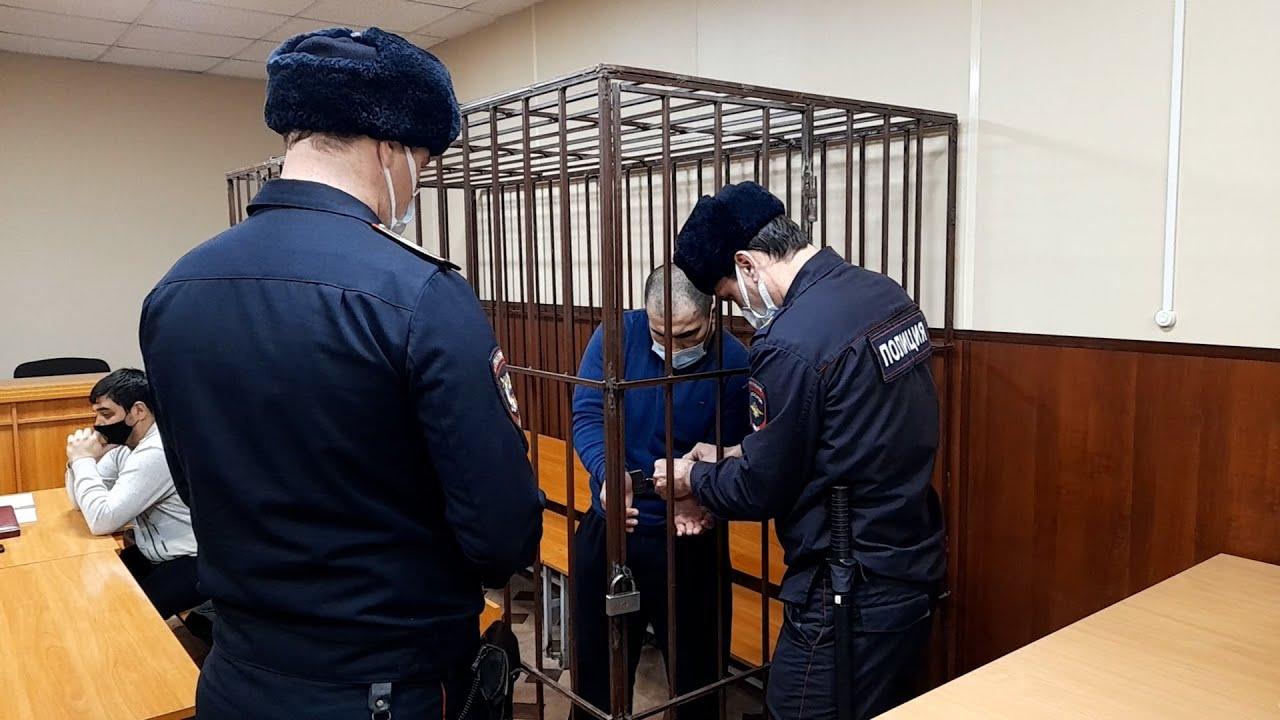 Дагестан: росгвардейцы арестованы после убийства в райотделе
