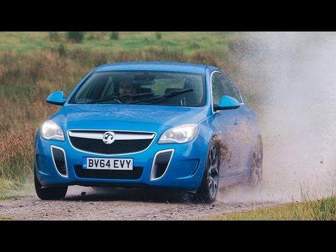 Network Q - Vauxhall Insignia VXR SuperSport (Sponsored content)