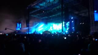 C.U.B.A Calvin Harris. Superbowl festival