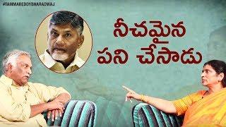 Tammareddy interviews Lakshmi Parvathi - Promo..