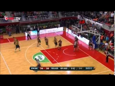 Pınar Karşıyaka Fenerbahçe Ülker Maç Özeti |