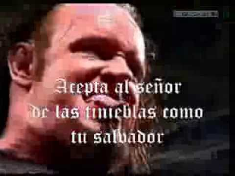 Undertaker Canción Subtitulada 'Ministry Of Darkness' + Custom tron