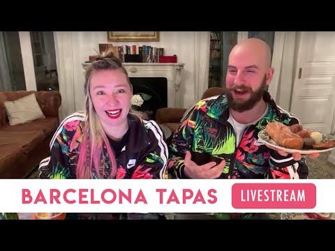 Barcelona Tapas Extravaganza LiveStream