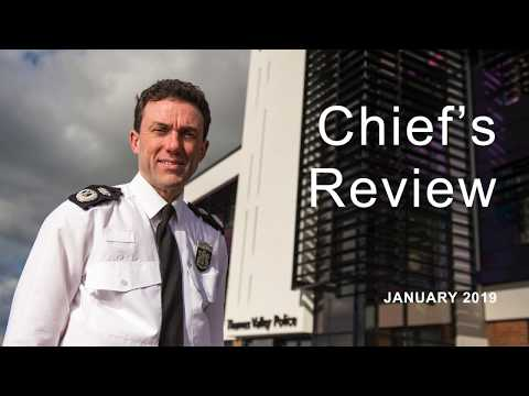 Chief's Review - January 2019