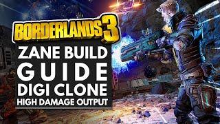 Borderlands 3 Best Builds   HIGH DAMAGE Zane Build Guide