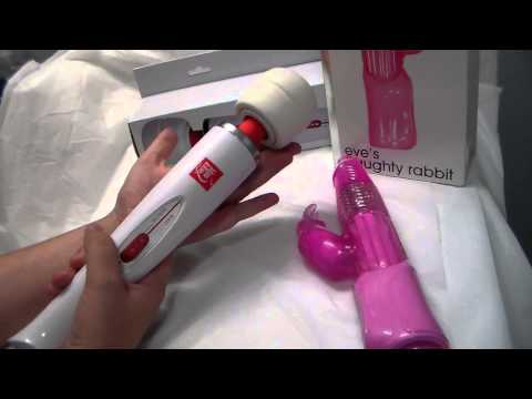 How to Use A Vibrator? Rabbit and Luxury Vibrators Sex Toy Tutorial