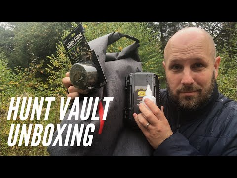 HUNT VAULT ELIT UNBOXING: Water-proof Backpack, Otter Box, Paracord, Black Rifle Coffee + More