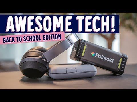 Mahtavaa teknologiaa – Back to School Edition