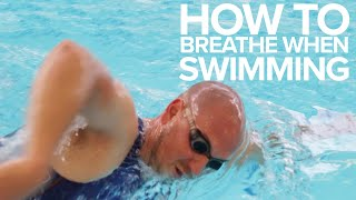 How to Breathe when Swimming