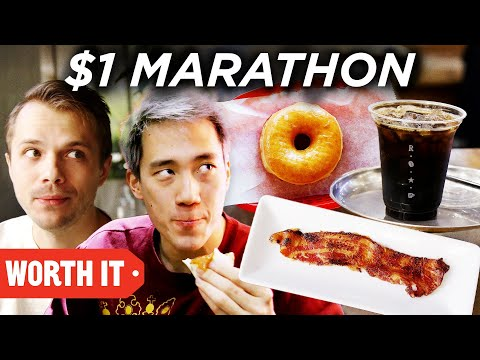 Worth It: $1 Marathon