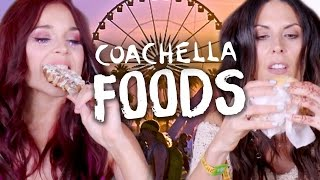 Best Foods at COACHELLA (Cheat Day)