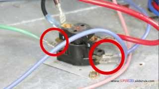 wiring schematic of an electric heater youtube Small Outdoor Oil Filled Heaters
