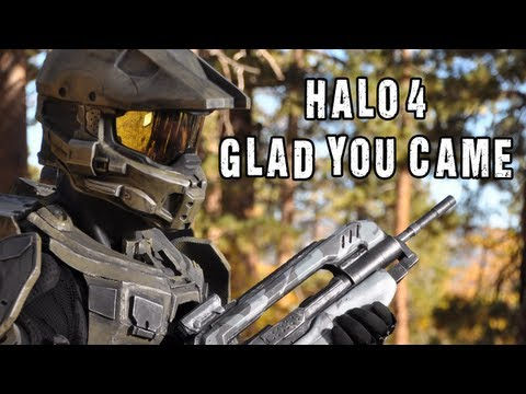 Baixar HALO 4 - Glad You Came (The Wanted Parody)