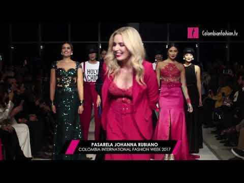 Pasarela Johanna Rubiano