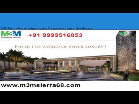 Sierra Sector 68 Gurgaon New Project launch Call @ 9999516853