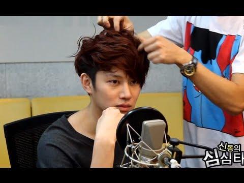 신동의 심심타파 - The hairshow for Heechul(Super Junior), 희철을 위한 헤어쇼! 20130902
