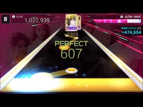 f(x) / Kick [SuperStar SMtown] (full combo)
