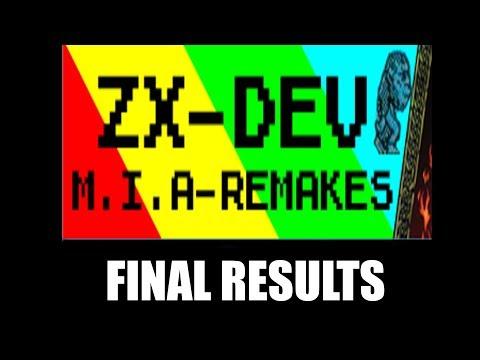 ZX DEV MIA REMAKES GAMES