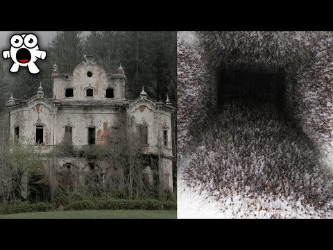 Creepiest Houses You'd Never Enter Even If You Were Paid