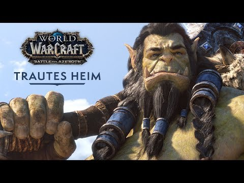 "Cinematic-Trailer ""Trautes Heim"" 