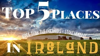 Top 5 places you NEED to see in Ireland this summer not named Dublin