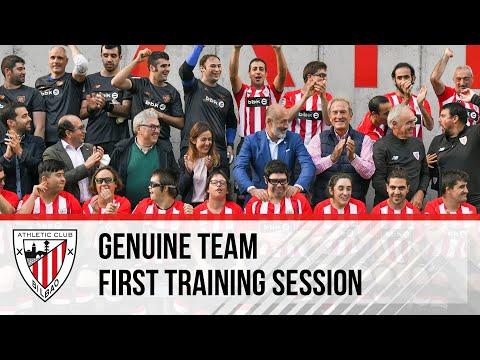 Genuine 21-22  | Return to training | AC Fundazioa ❤️