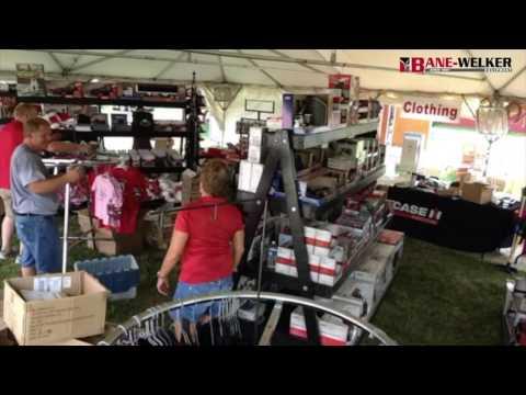 State Fair Set up 2016