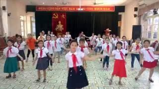"""Dân vũ """"Bống bống bang bang"""" - Trường Lê Duẩn K75 Khối Tiểu học"""