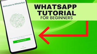 How To Use WhatsApp For Beginners | Android Tutorial