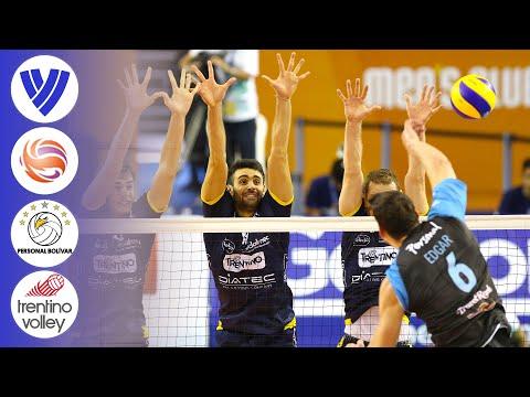 Bolivar vs. Trentino Volley - Bronze Medal Match | Men's Volleyball Club World Championship 2016