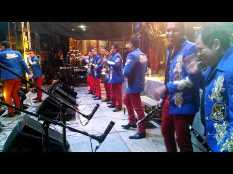 Banda Furia Sinaloense -Javier De Los LLanos (EN VIVO DESDE FERIA DE ZAPOTITLAN 2015 )HD