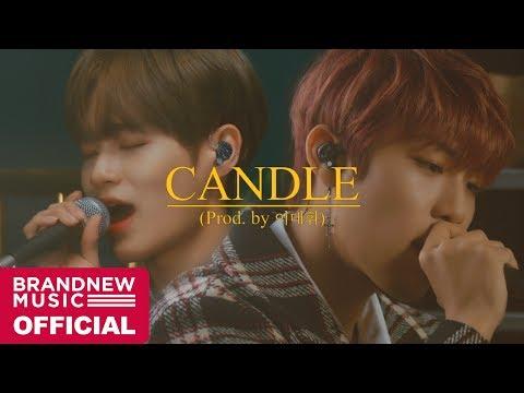 박우진 & 이대휘 'Candle