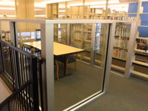 Washington Street Library Branch Tour
