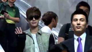 Kim Hyun-joong Speak English