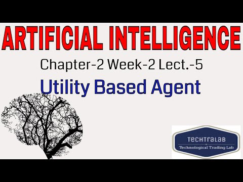 Artificial Intelligence | Utility Based Agent | Types of Agent