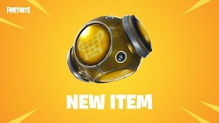 Fortnite - New Item: Port-A-Fortress